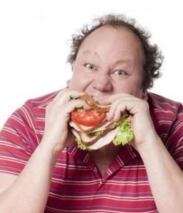 Arrêtez, vous allez trop manger !