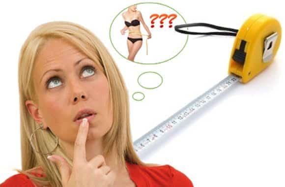 Comment perdre du poids inconsciemment, avec un simple Mètre à Mesurer