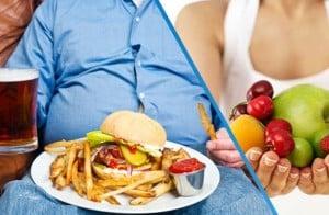 Pourquoi une personne obèse manque-t-elle de nourriture ?