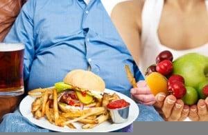 Une personne obèse se jettera plus facilement sur la nourriture, même s'il a théoriquement beaucoup moins de raisons d'avoir faim