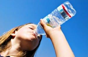 La rétention d'eau passe par une bonne hydratation