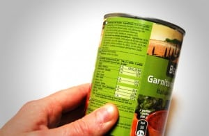 L'étiquetage des produits alimentaire : problème de lecture mondial