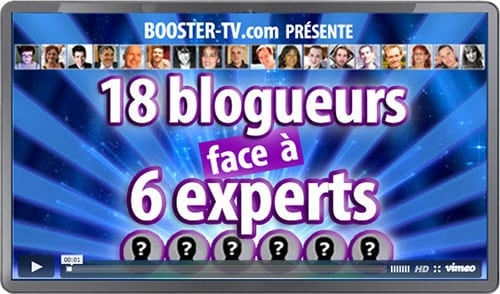 Clip officiel du Booster Gala